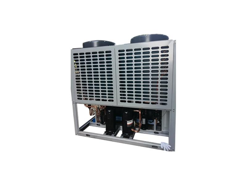 制冷系统中并联机组的优势说明
